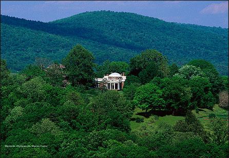 Monticello-virginia